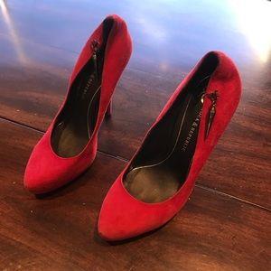 Rock & Republic Red High Heels